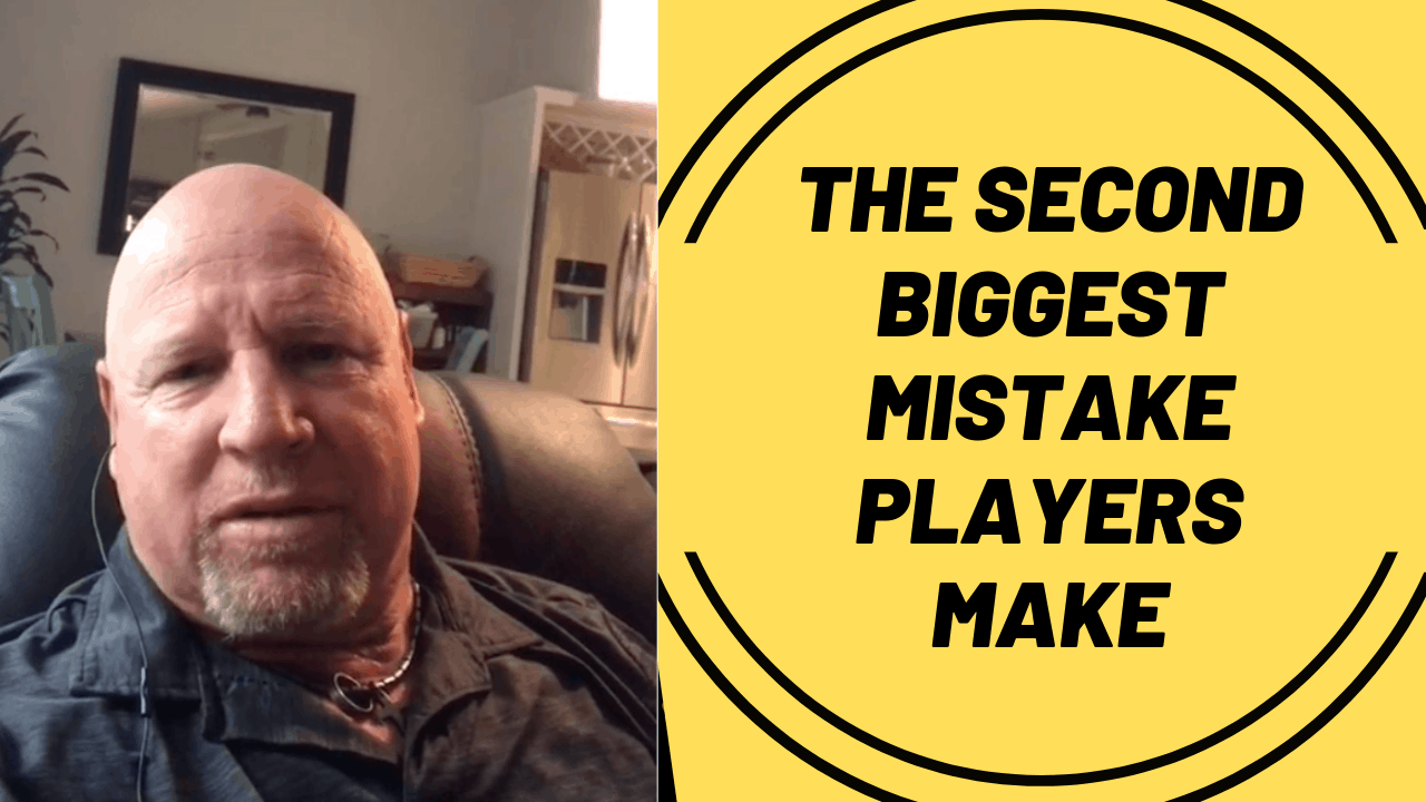 The Second Biggest Mistake Ballplayers Make