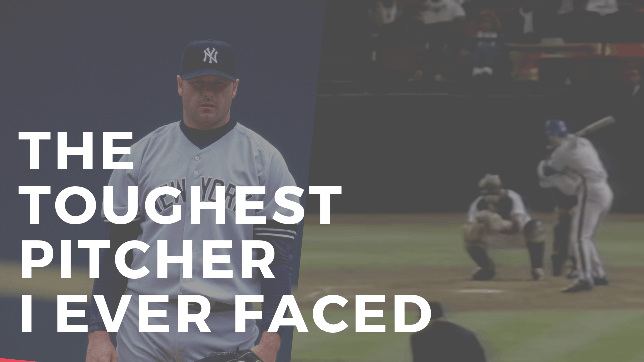 How To Face Intimidating Pitchers