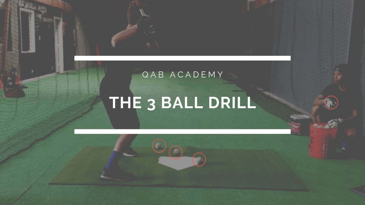 Become a Consistent Hitter w/ Quality At-Bats