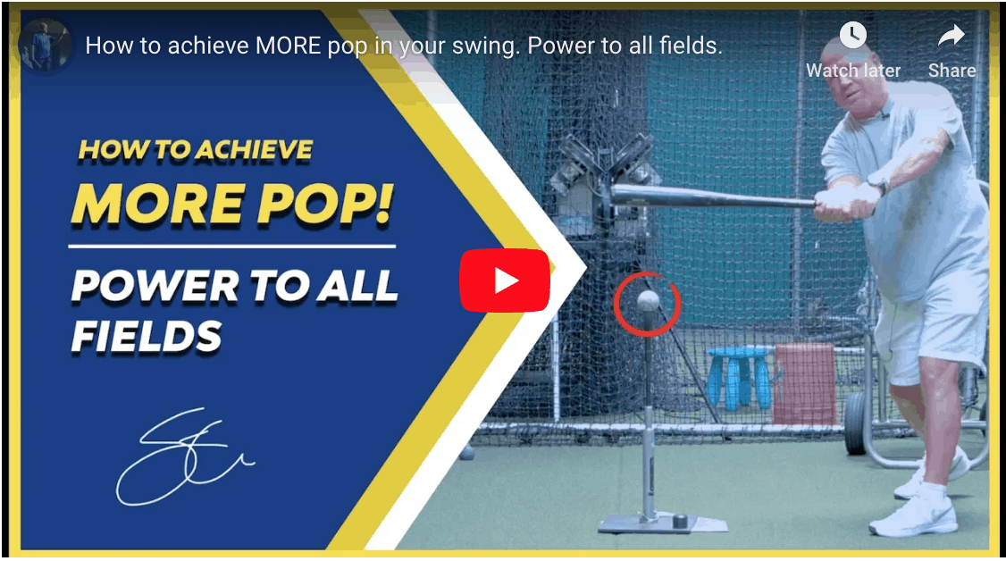 How to Hit With More POP