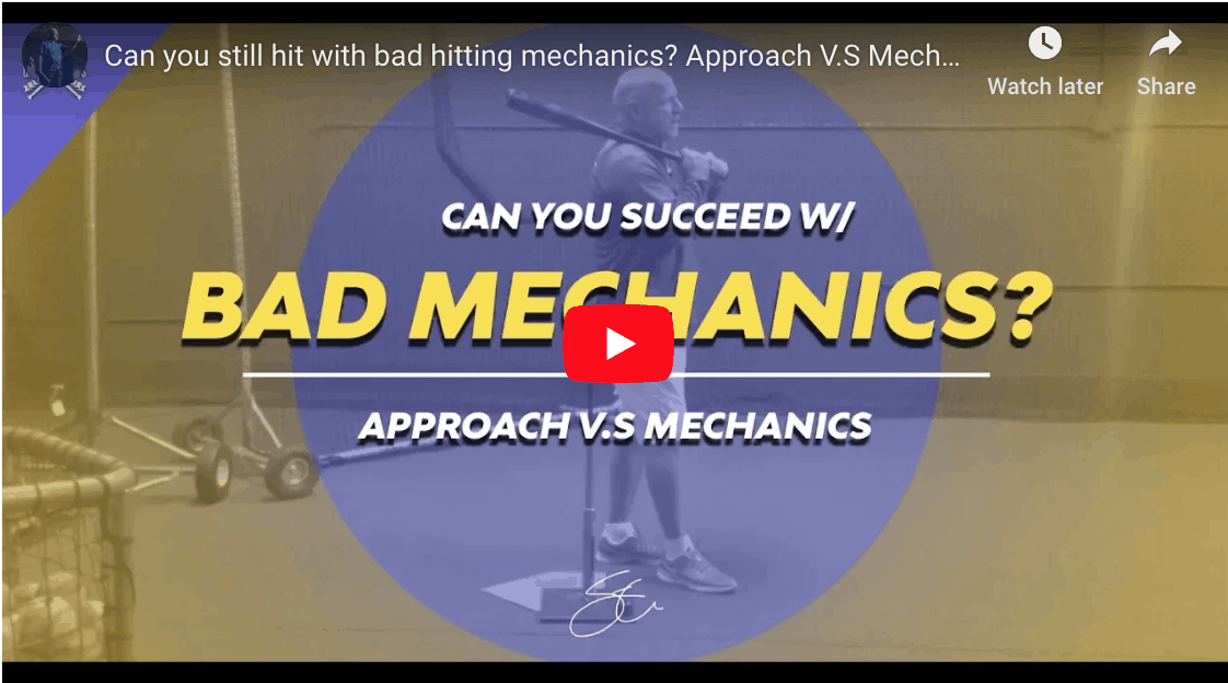 Can You Still Hit With Bad Hitting Mechanics?