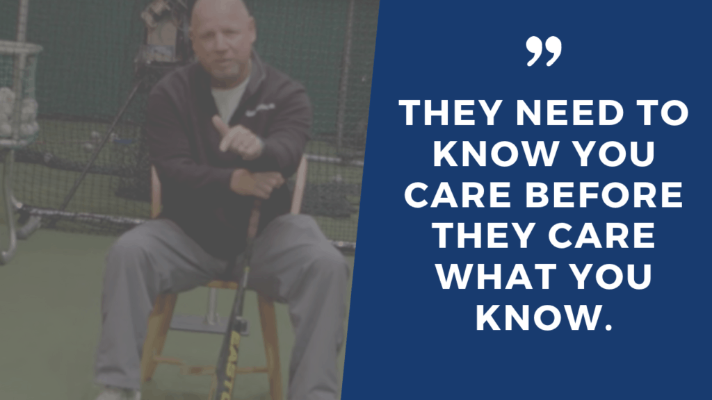 Important Advice for Coaching Youth Baseball.