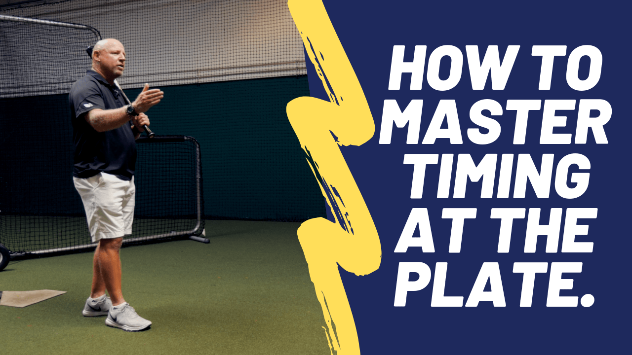 How To Master Timing At The Plate.