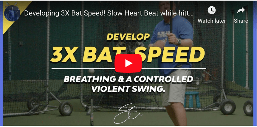 How To Stay Calm At The Plate.