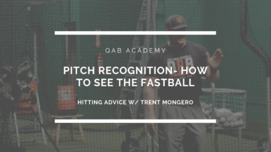 Pitch Recognition