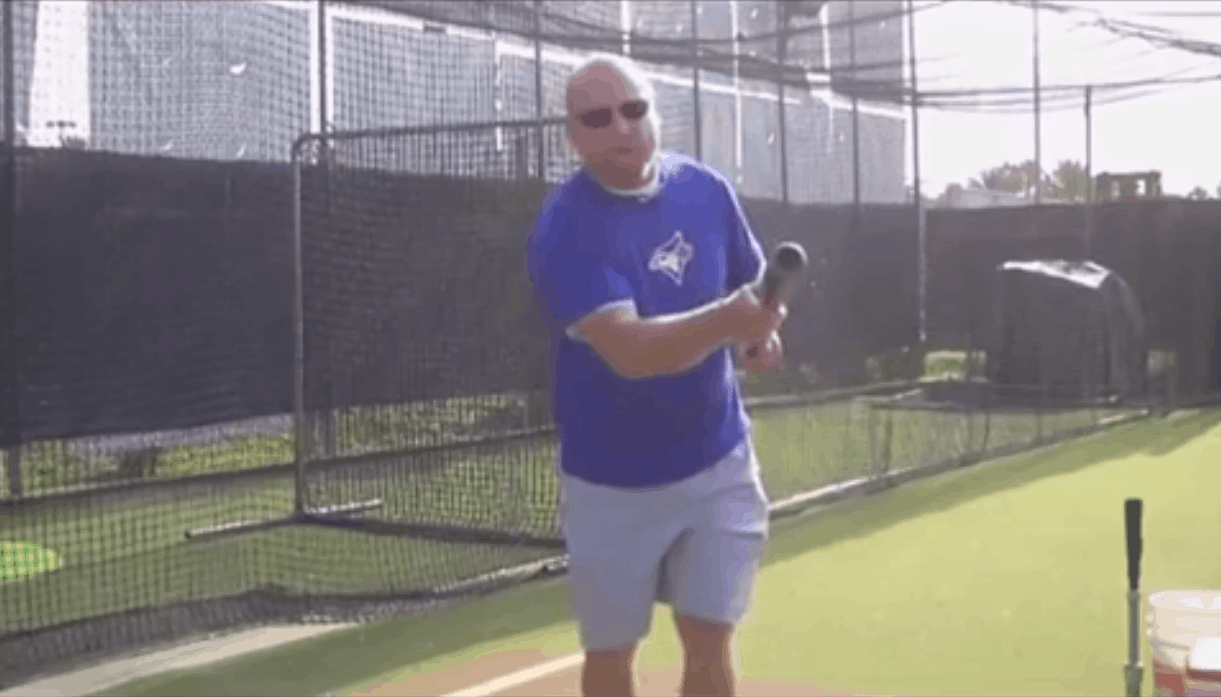 The Art of Bunting Deadening the ball